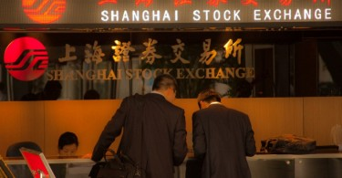shanghai stock exchange