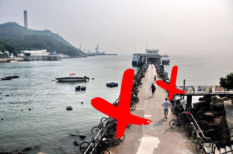 Lamma island bike clearance