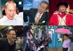 hku council benny tai lau nai keung arthur li kwok cheung lawrance lau cuhk student union chung shu kun