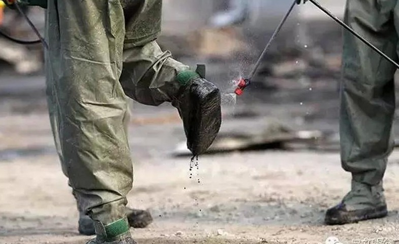 tianjin cleanup