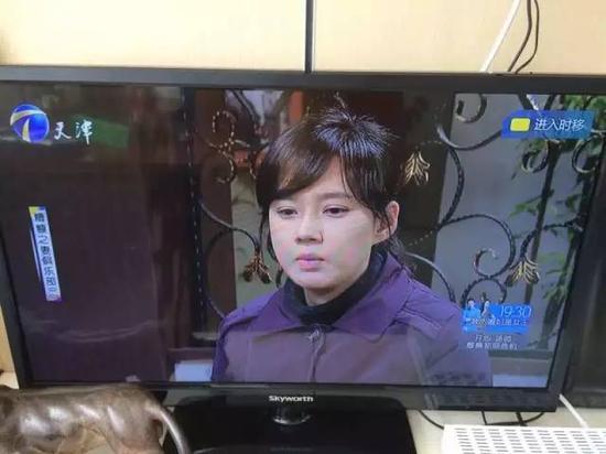 Tianjin TV drama explosion