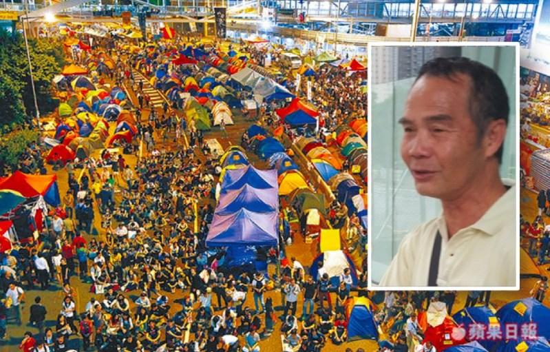 chan so occupy hong kong police assault