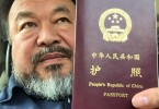 passport ai weiwei