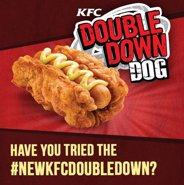 Double Down ad
