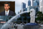 Leung Chun-ying still owns two residential properties in Singapore