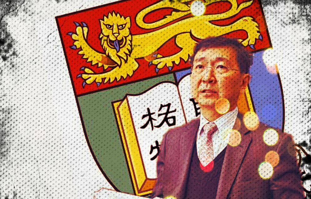 Johannes Chan. Photo: HKFP