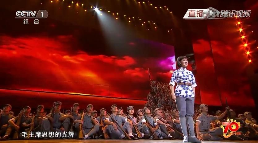 china victory day gala