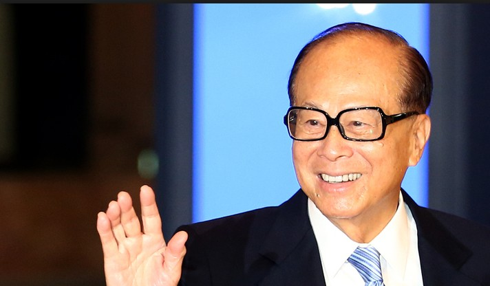 li ka-shing divestment row