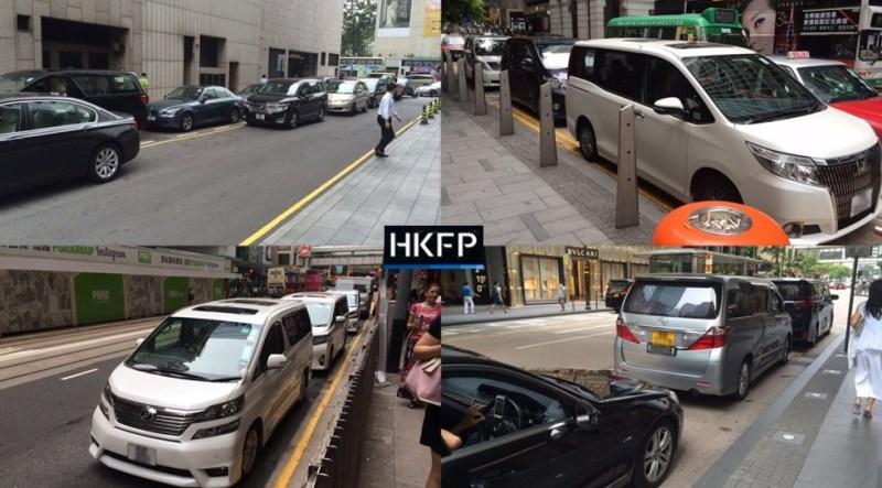 parking central transport