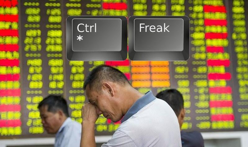 china market control freak