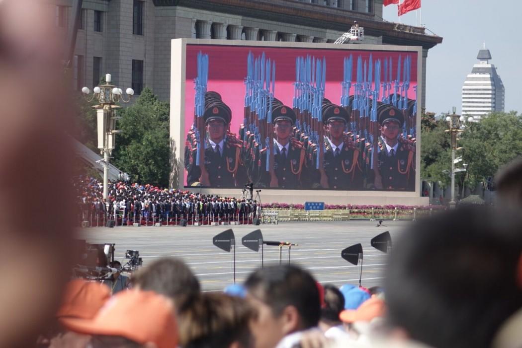 Beijing military parade