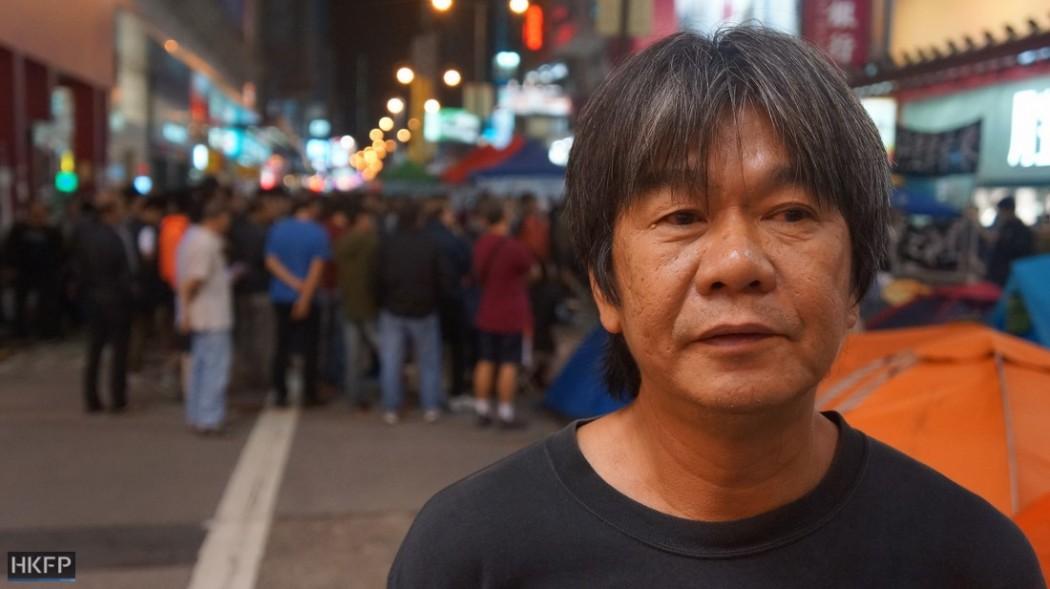 occupy long hair leung kwok hung