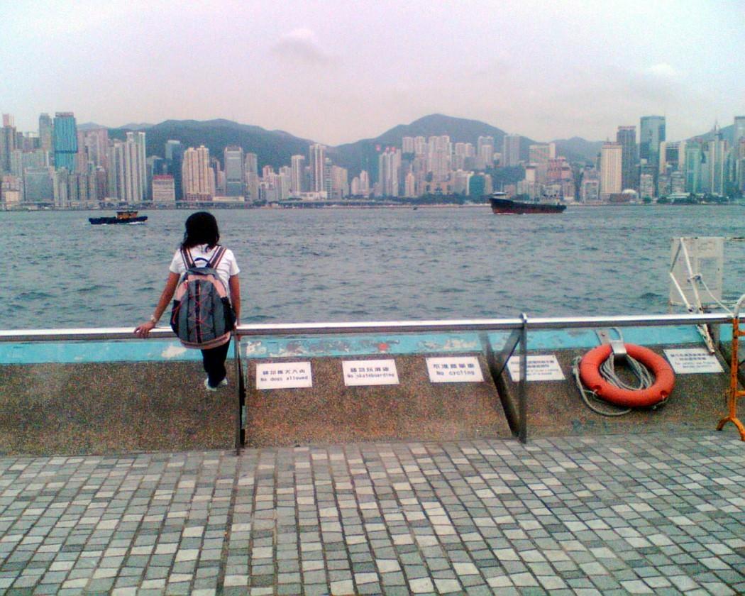 tst waterfront railings