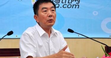entrepreneur Xin Lijian