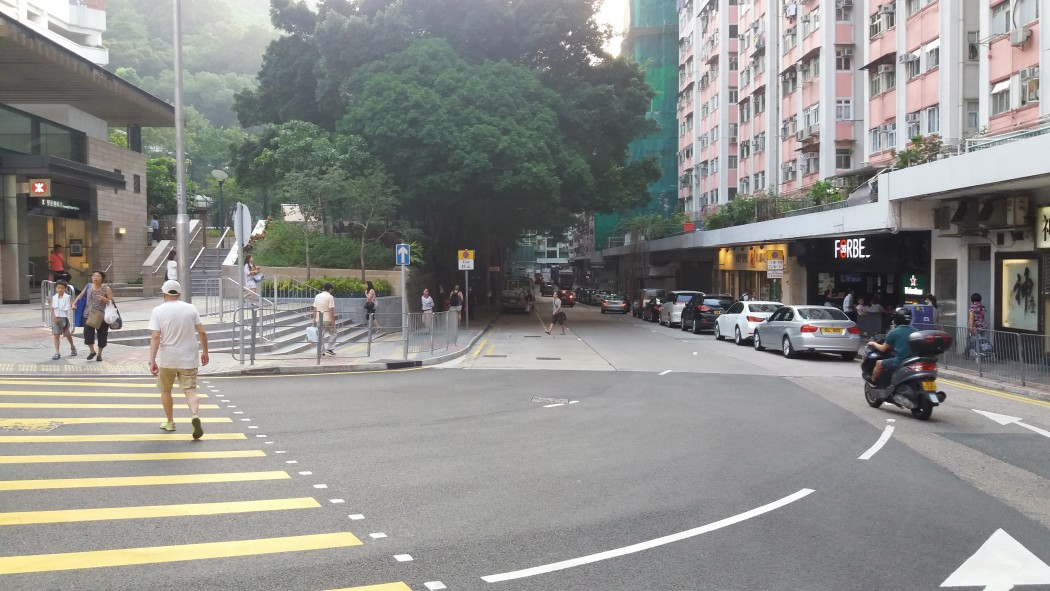 kennedy town exterior view