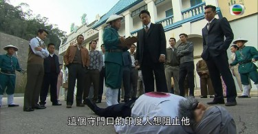 "TVB drama used the term ""Mo Lo Caa"" to describe a killed Indian bank guard."