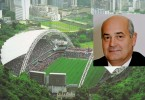 Mark Sutcliffe, CEO of HKFA and the Hong Kong Stadium