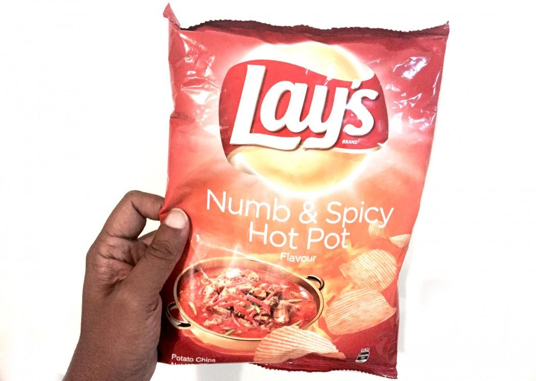 numb snack