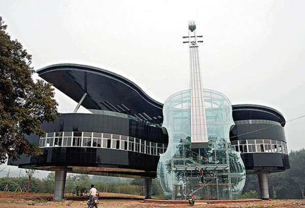 china ugly architecture