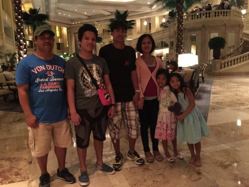 filipino domestic worker transplant story