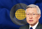 andrew li commonwealth flag