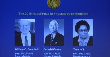 nobel medicine prize