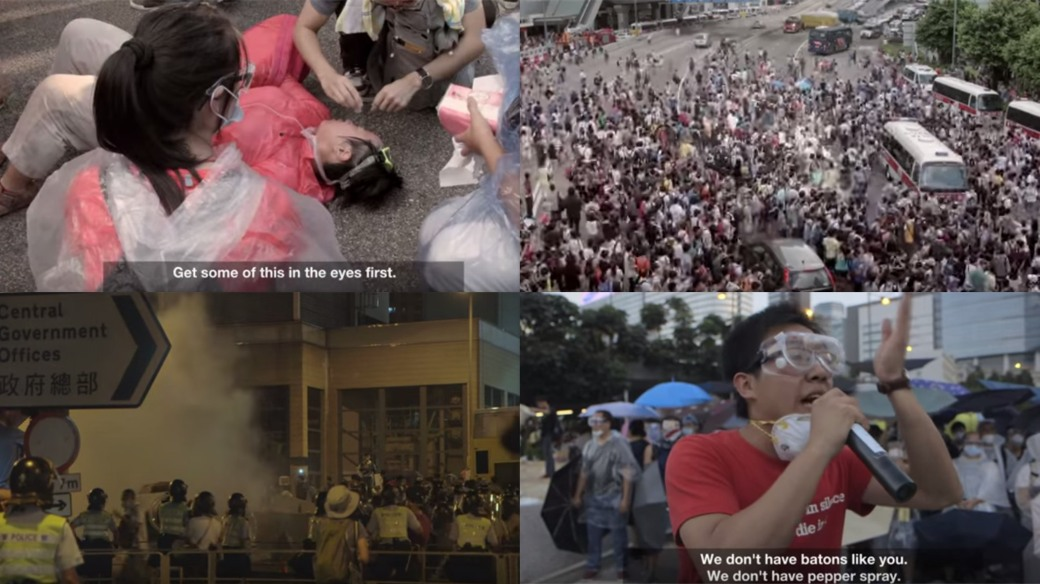 Video The Students Are Innocent Dramatic New Documentary Charts The Birth Of Occupy Hong