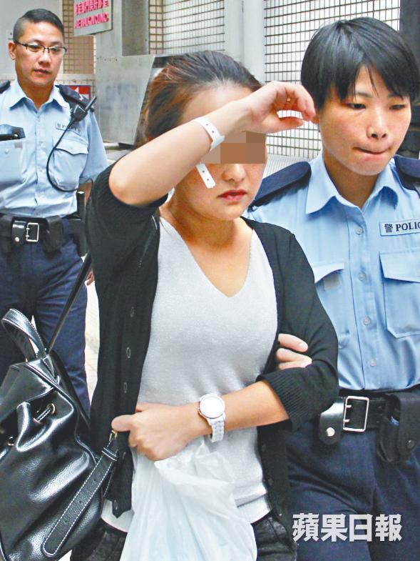mainland tourists street fight