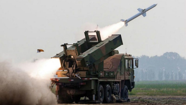 HQ-6 missiles