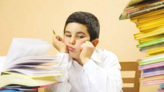 students homework