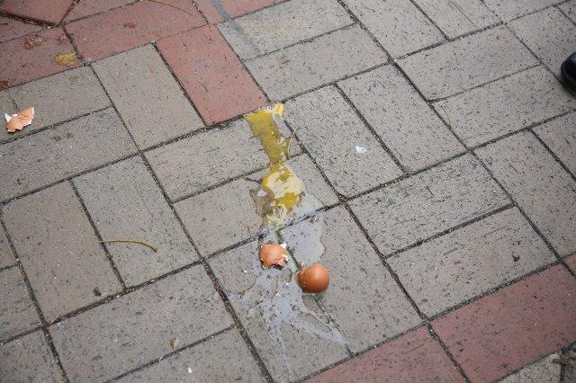 joshua wong egg