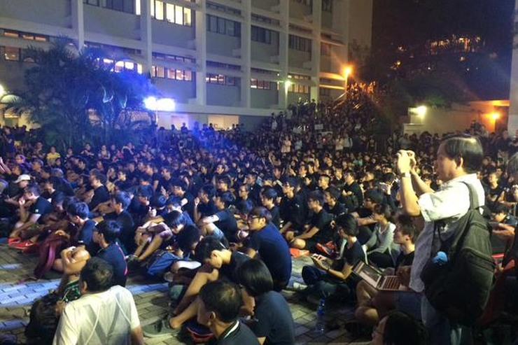 hku academic freedom