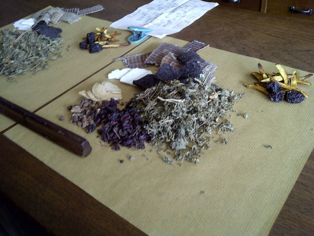 Traditional Chinese medicine.