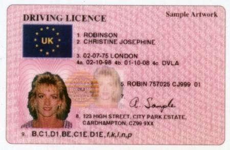DVLA mock up UK Driving Licence_2