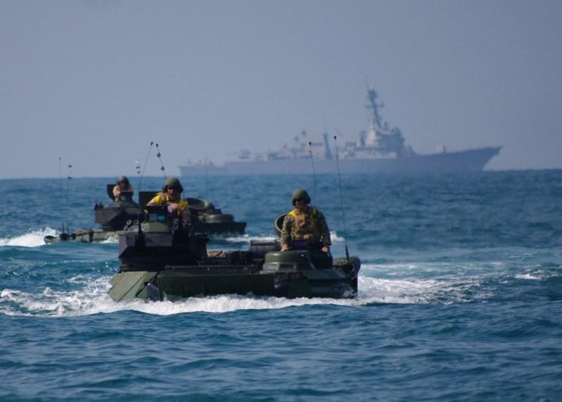 us south china sea