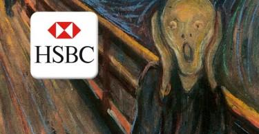 scream hsbc