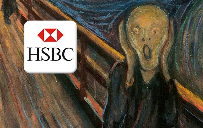scream hsbc