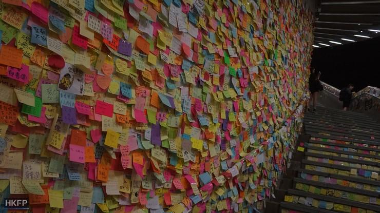 lennon wall hong kong