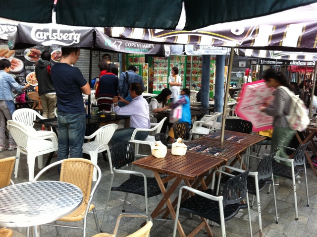 bar outdoor hong kong hk seating