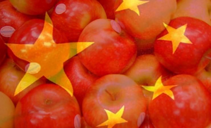 apples china