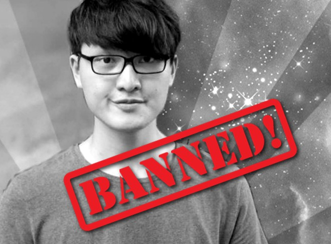 billy fung banned