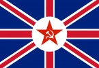 communist british flag