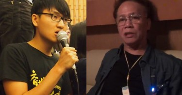 Billy Fung (left) and Kwok Shiu-ming (right).