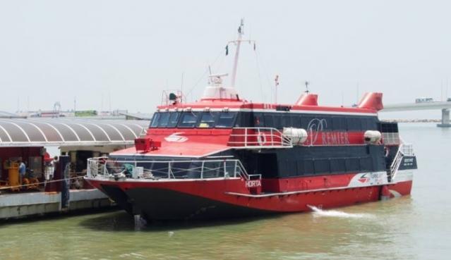 macau ferry crash