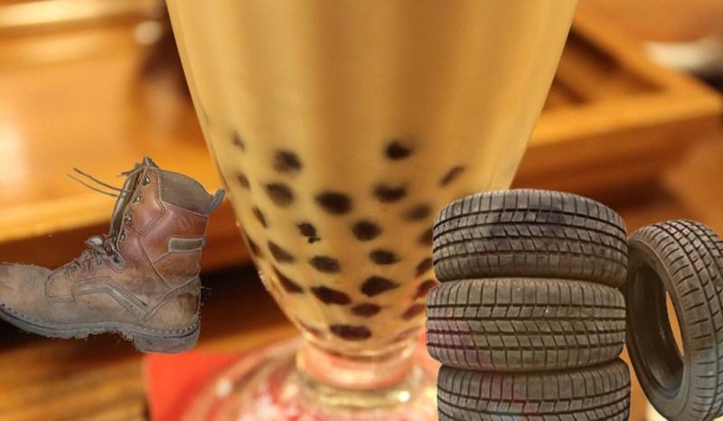 Tyre milk tea