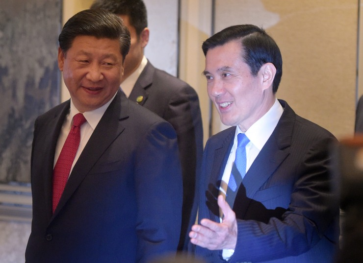 SINGAPORE-CHINA-TAIWAN-POLITICS-DIPLOMACY