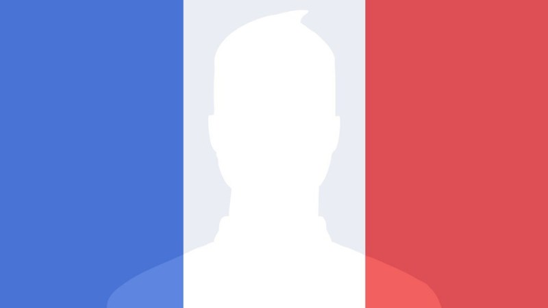 french flag facebook