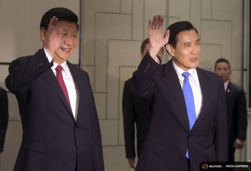 xi jinping taiwan meeting