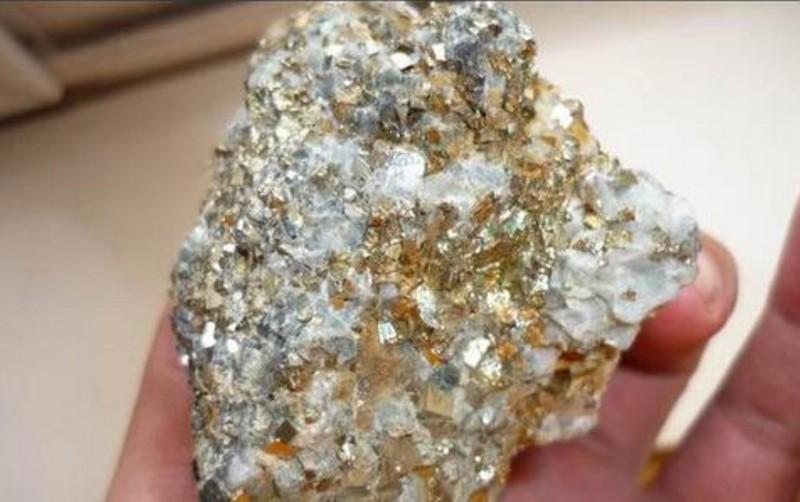 china deep sea gold mine