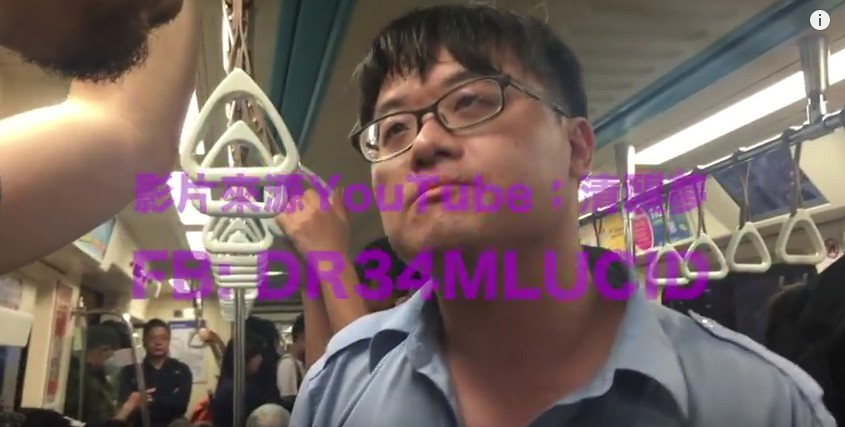 Video: Taiwanese man abuses foreigner with local girlfriend on